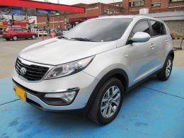 New sportage lx revolution